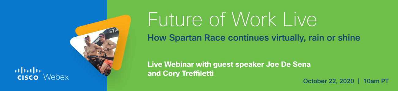 Future of Work Live Series