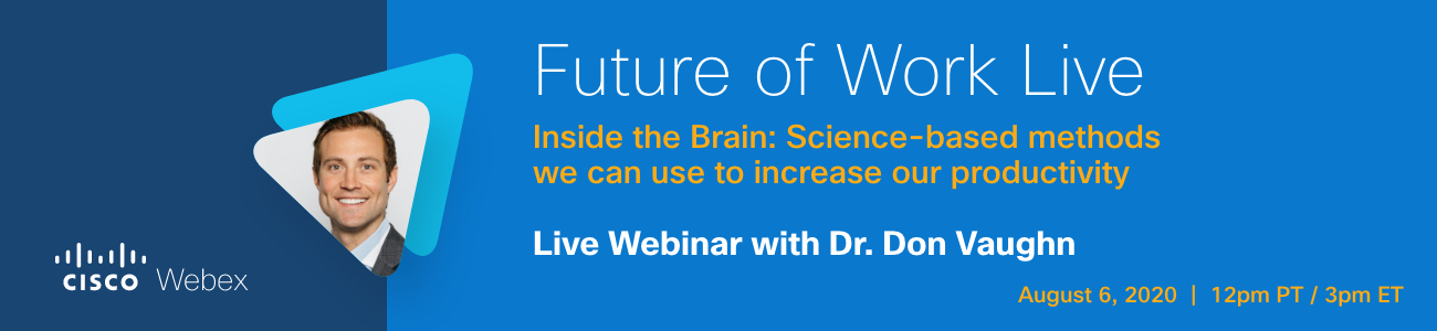 Inside the Brain with Dr. Don Vaughn